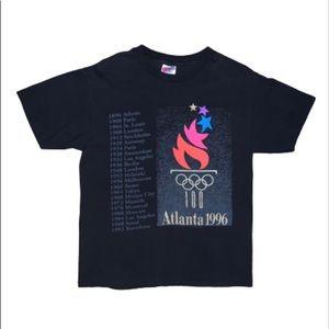 Vintage 1992 Atlanta olympics T shirt